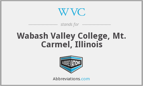 WVC - Wabash Valley College, Mt. Carmel, Illinois
