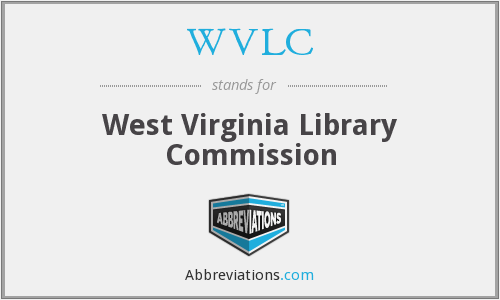 WVLC - West Virginia Library Commission