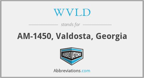 WVLD - AM-1450, Valdosta, Georgia