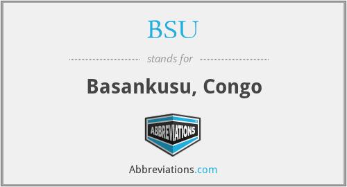 BSU - Basankusu, Congo