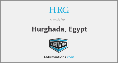 What does HRG stand for?