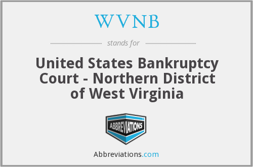What does WVNB stand for?