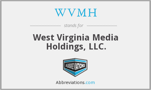 What does WVMH stand for?