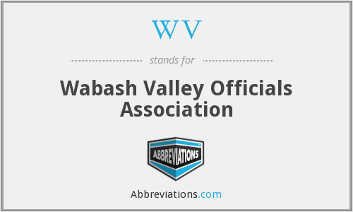WV - Wabash Valley Officials Association