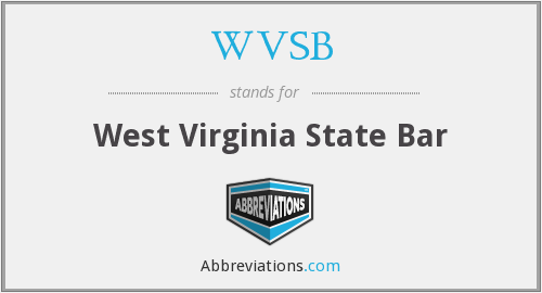 What does WVSB stand for?