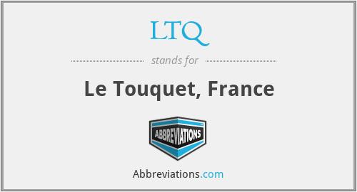 LTQ - Le Touquet, France