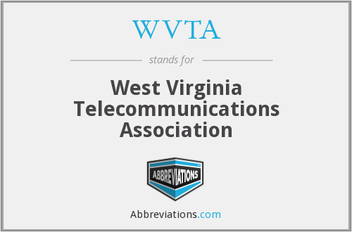 WVTA - West Virginia Telecommunications Association