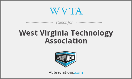 WVTA - West Virginia Technology Association