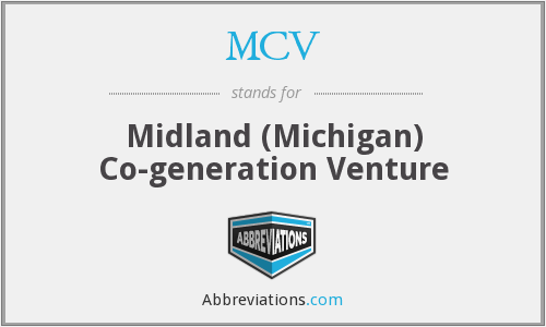 MCV - Midland (Michigan) Co-generation Venture