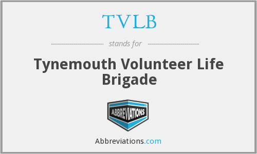 TVLB - Tynemouth Volunteer Life Brigade