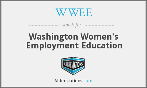 What does WWEE stand for?