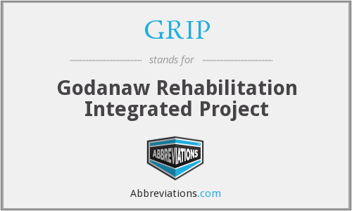 GRIP - Godanaw Rehabilitation Integrated Project