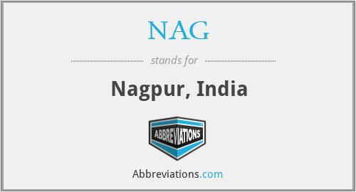 NAG - Nagpur, India