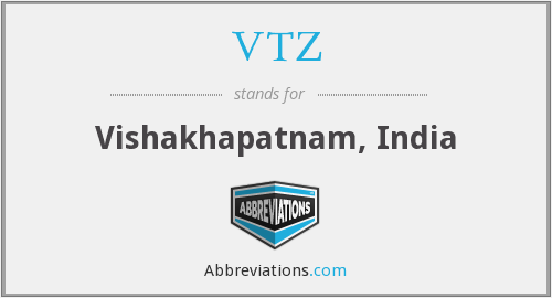 What does VTZ stand for?