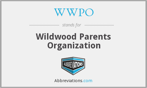 WWPO - Wildwood Parents Organization