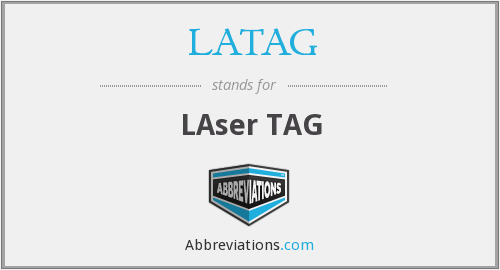 LATAG - LAser TAG