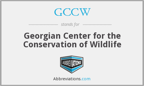 What does GCCW stand for?