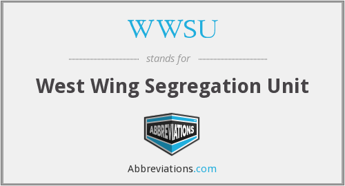 What does WWSU stand for?