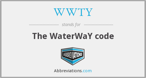 What does WWTY stand for?