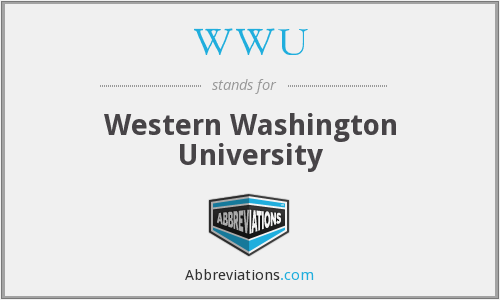 WWU - Western Washington University