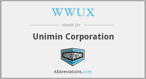 What does WWUX stand for?
