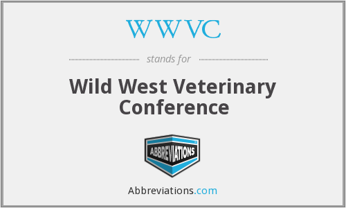 WWVC - Wild West Veterinary Conference