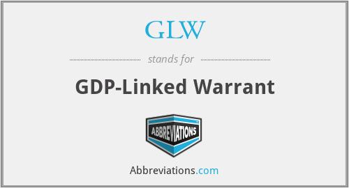 GLW - GDP-Linked Warrant