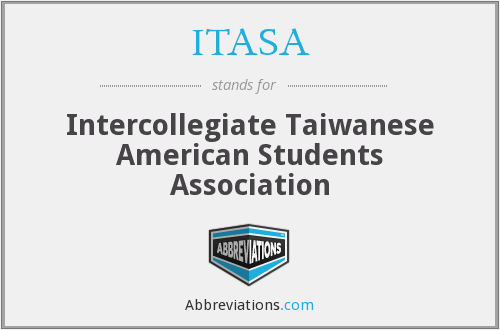What does ITASA stand for?