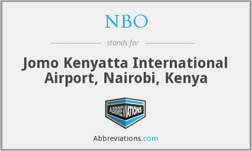 What does NBO stand for?