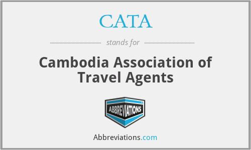 CATA - Cambodia Association of Travel Agents