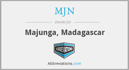 What does MJN stand for?