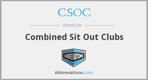 What does CSOC stand for?