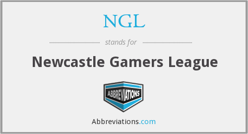 NGL - Newcastle Gamers League