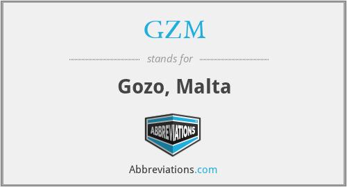 GZM - Gozo, Malta