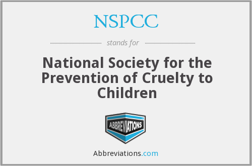 What does NSPCC stand for?