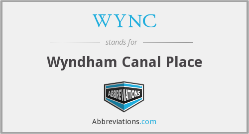 What does WYNC stand for?
