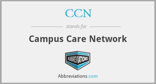 CCN - Campus Care Network