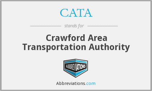 CATA - Crawford Area Transportation Authority