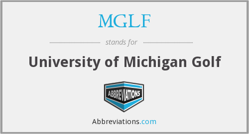 What does MGLF stand for?