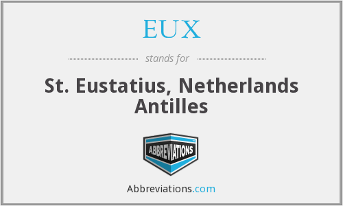 What does EUX stand for?