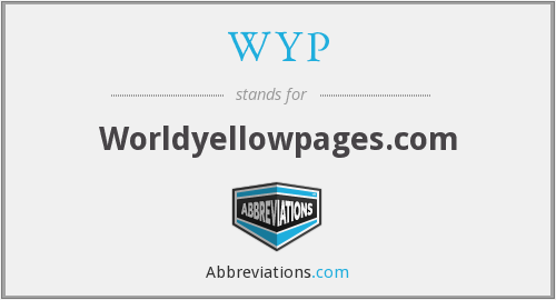 WYP - Worldyellowpages.com