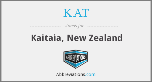 KAT - Kaitaia, New Zealand