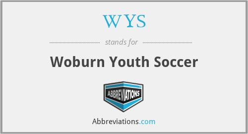 WYS - Woburn Youth Soccer
