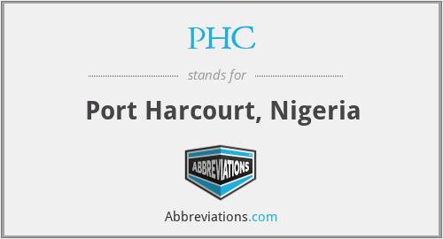 PHC - Port Harcourt, Nigeria
