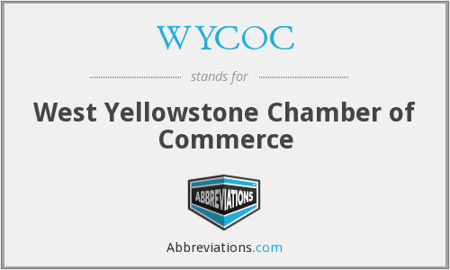 What does WYCOC stand for?