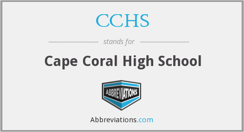 CCHS - Cape Coral High School