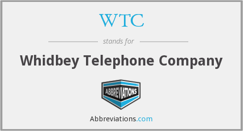 WTC - Whidbey Telephone Company