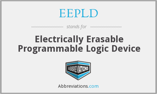 What does EEPLD stand for?