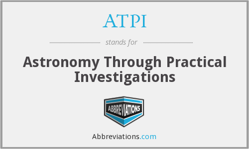 What does ATPI stand for?
