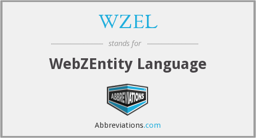 What does WZEL stand for?